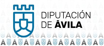 Logo Diputación de Ávila Nuevo - TiétarTeVe