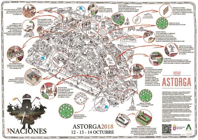 Mapa 3Naciones Astorga 2018 - TiétarTeVe