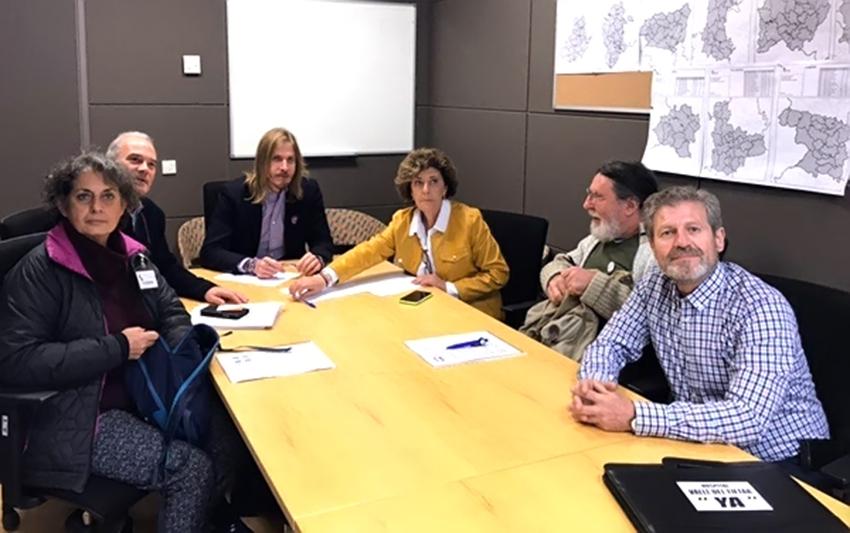 Podemos - Plataforma Sanidad ValleTietar - TiétarTeVe