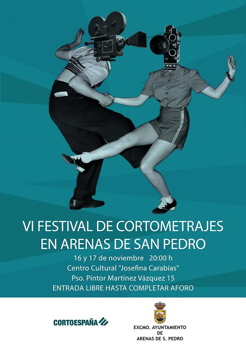 VI Festival de Cortos de Arenas de San Pedro - TiétarTeVe