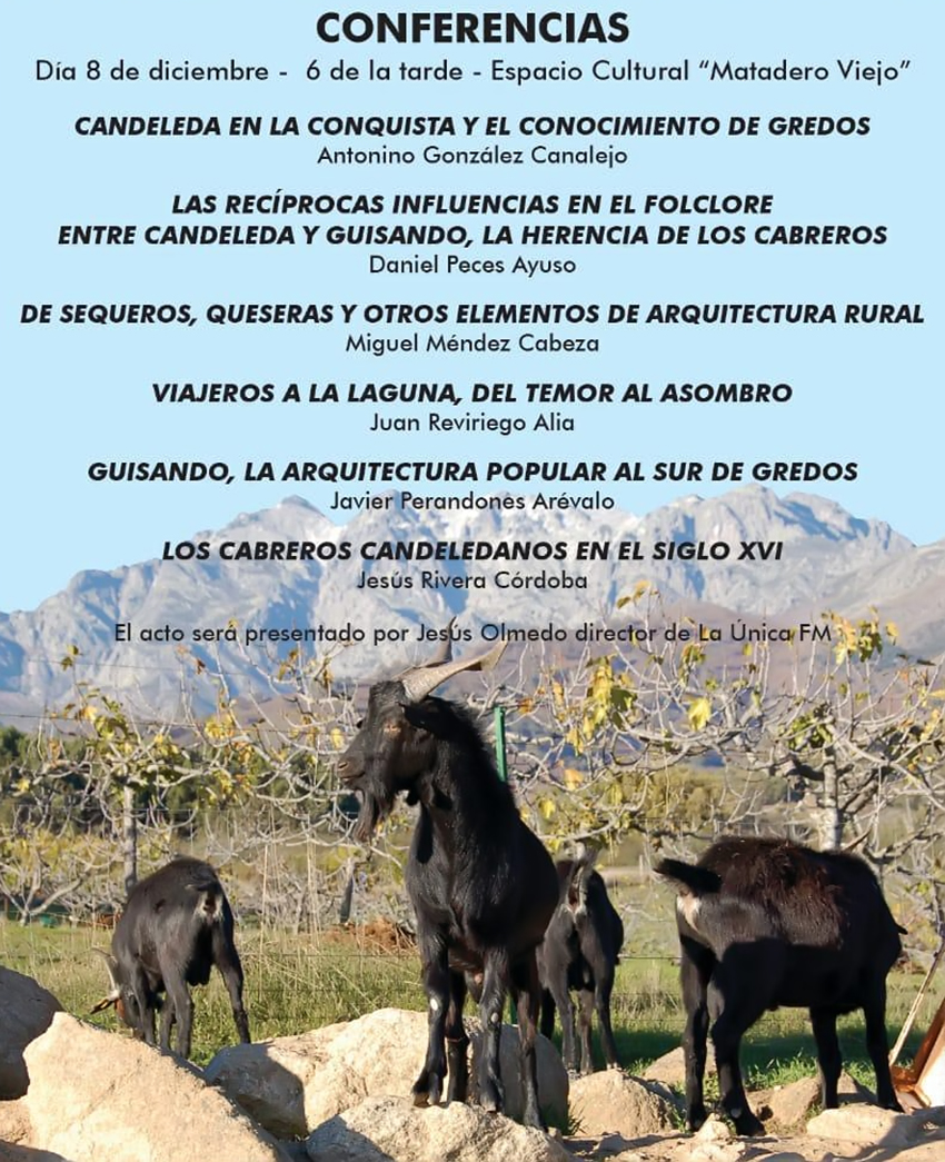 Feria del Queso de Cabra y del Pimentón de Candeleda - TiétarTeVe