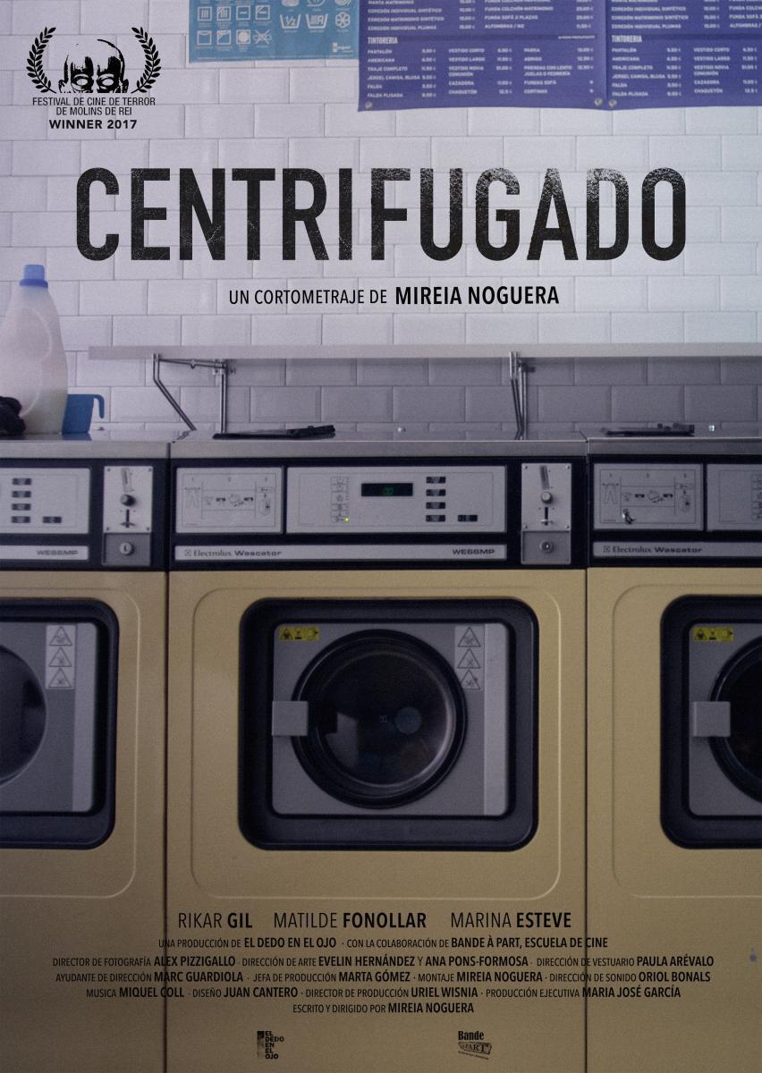 Centrifugado - VI Festival de Cortos de Arenas de San Pedro - TiétarTeVe