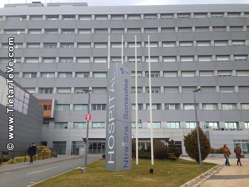 Hospital Nuestra Señora de Sonsoles - Ávila - TiétarTeVe