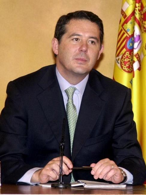 José María Michavila - Premio Gredos de Guisando - TiétarTeVe