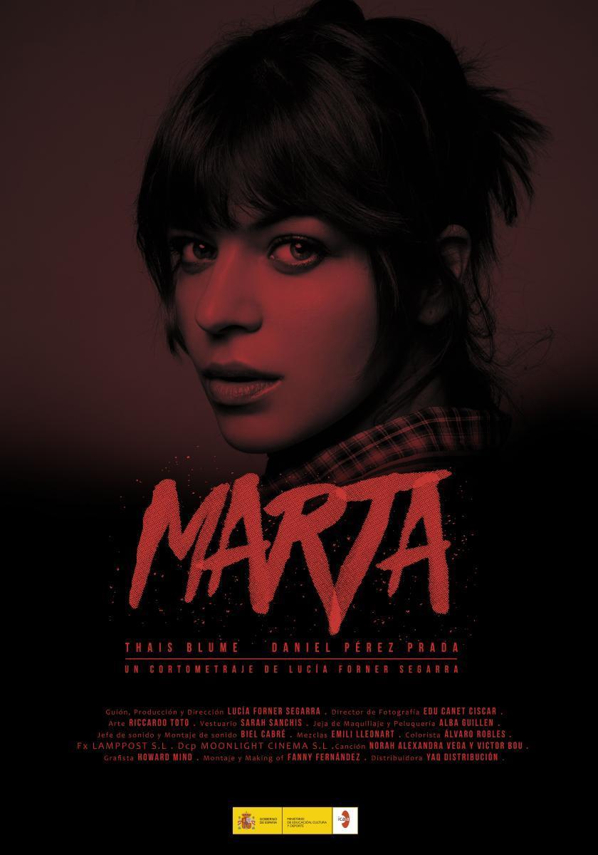 Marta - VI Festival de Cortos de Arenas de San Pedro - TiétarTeVe