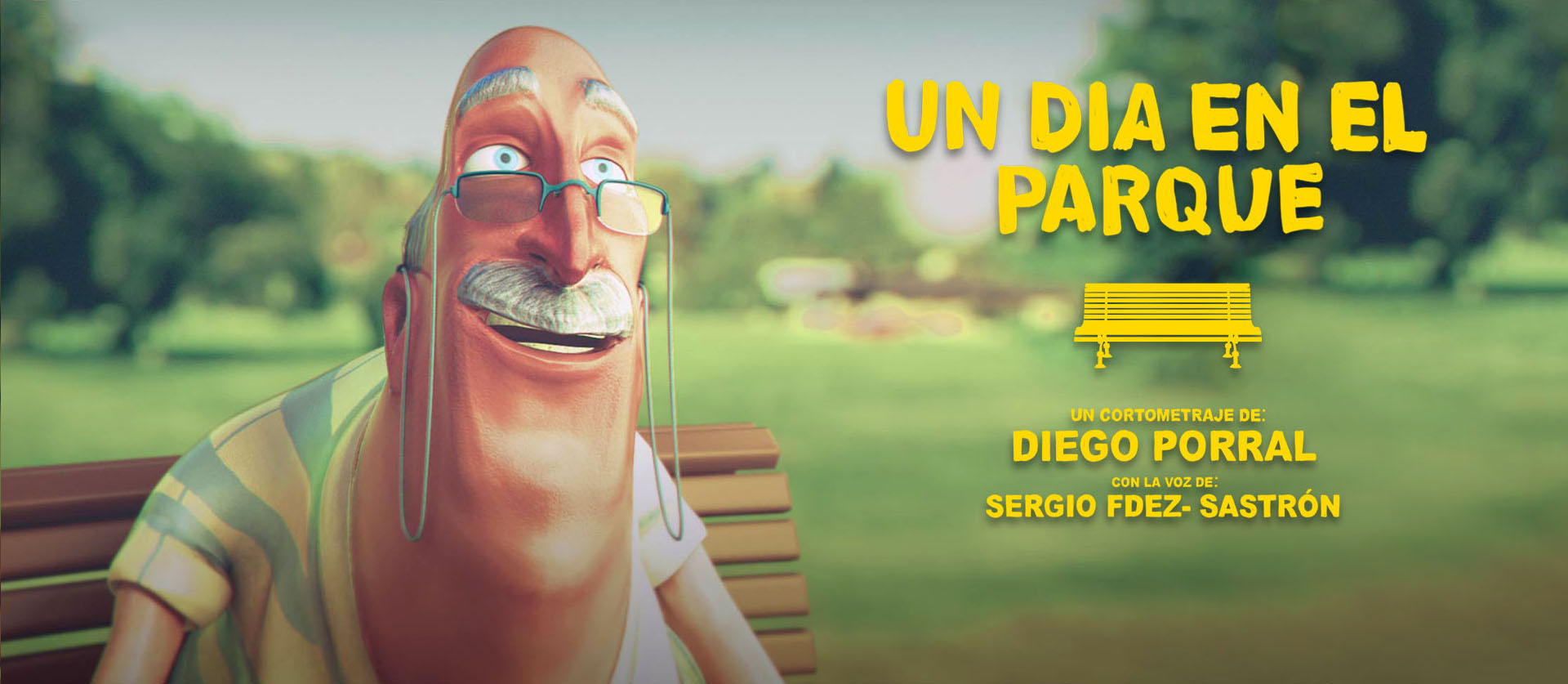 Un dia en el parque - VI Festival de Cortos de Arenas de San Pedro - TiétarTeVe