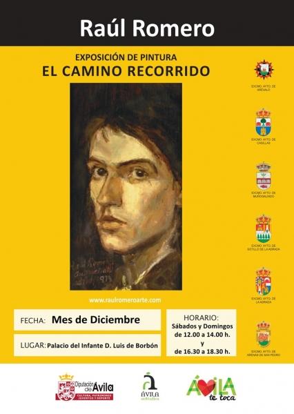 Exposición El Camino Recorrido - Arenas de San Pedro - TiétarTeVe