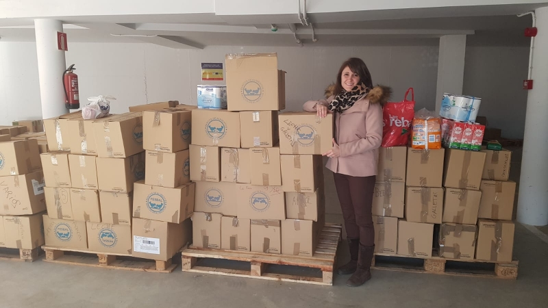 Gran Recogida de Alimentos de Arenas de San Pedro - TiétarTeVe