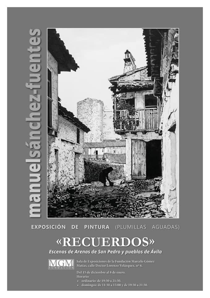 Exposición en Arenas de San Pedro - TiétarTeVe