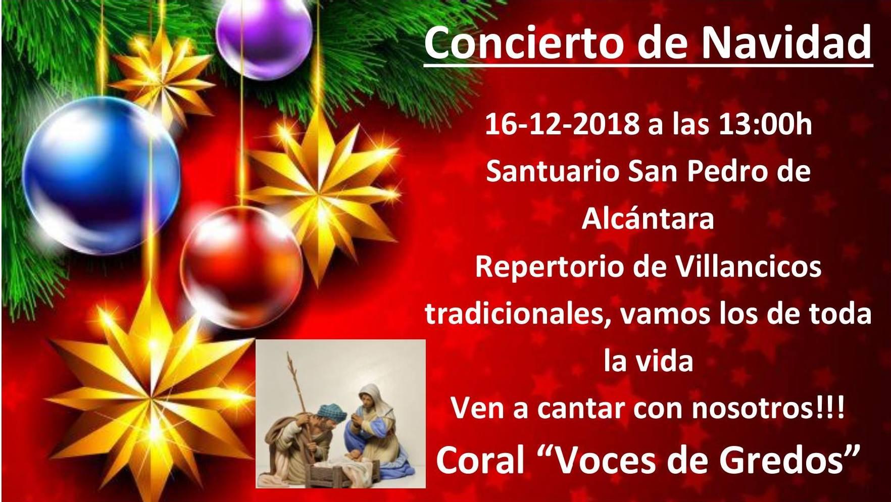 Concierto Coral Voces de Gredos - Arenas de San Pedro - TiétarTeVe