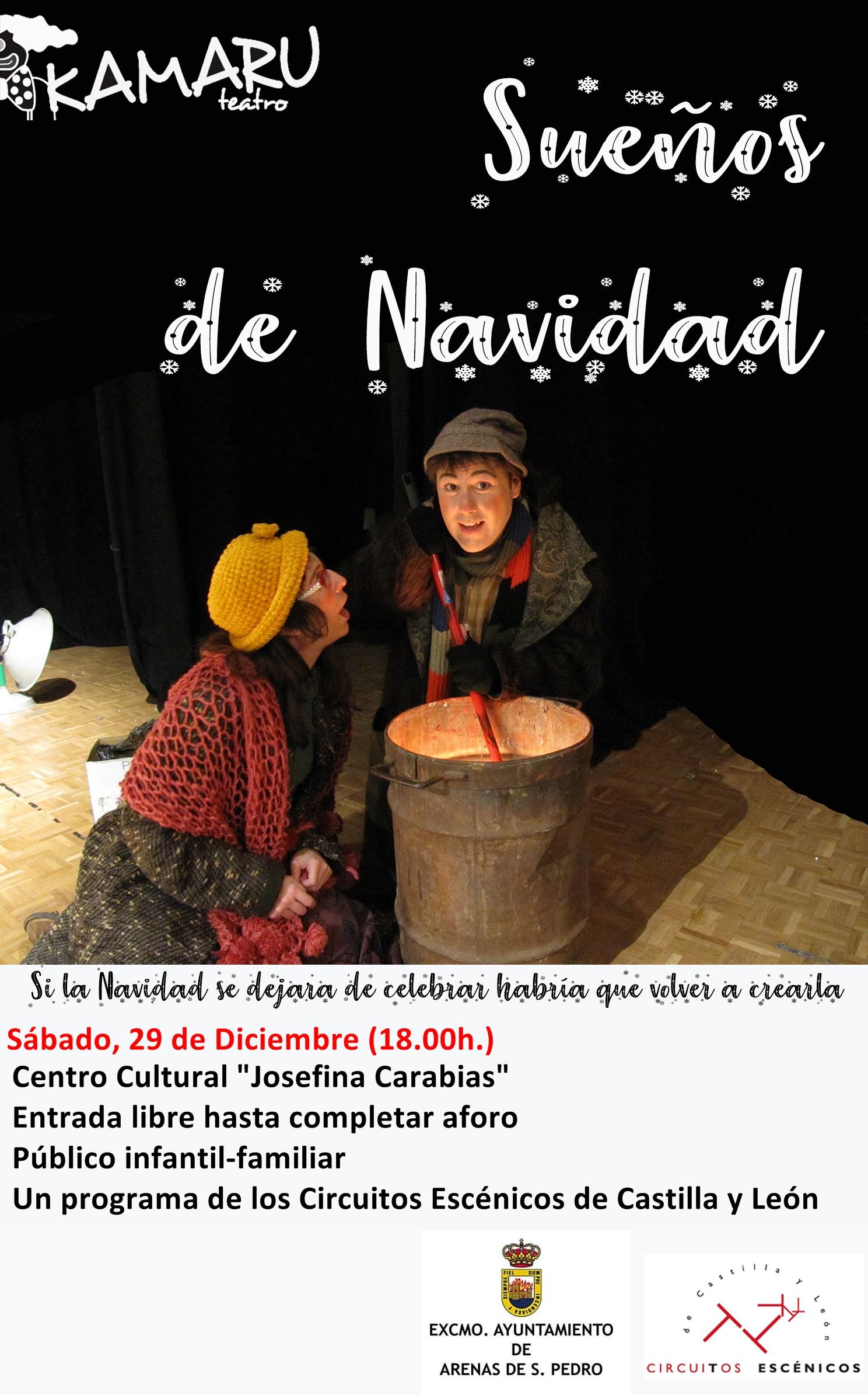 Sueños de Navidad - Kamaru - Arenas de San Pedro - TiétarTeVe