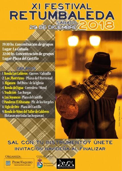 2018-12-29 Retumbaleda Candeleda
