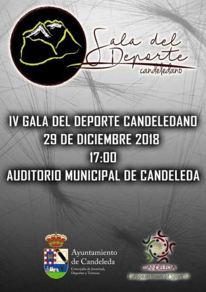 IV Gala del Deporte - Candeleda - TiétarTeVe