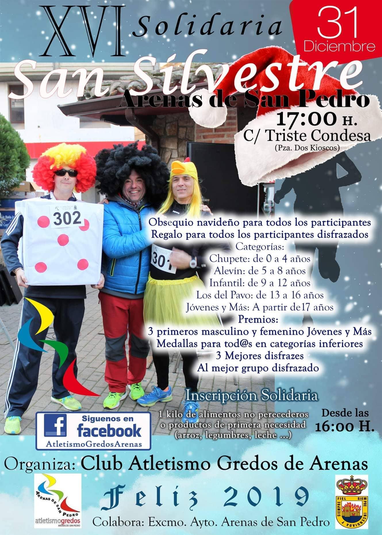 San Silvestre Arenense - Arenas de San Pedro - TiétarTeVe