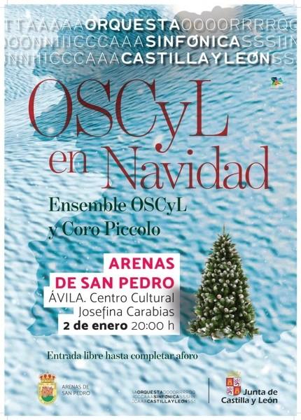 OSCyL en Arenas de San Pedro - TiétarTeVe