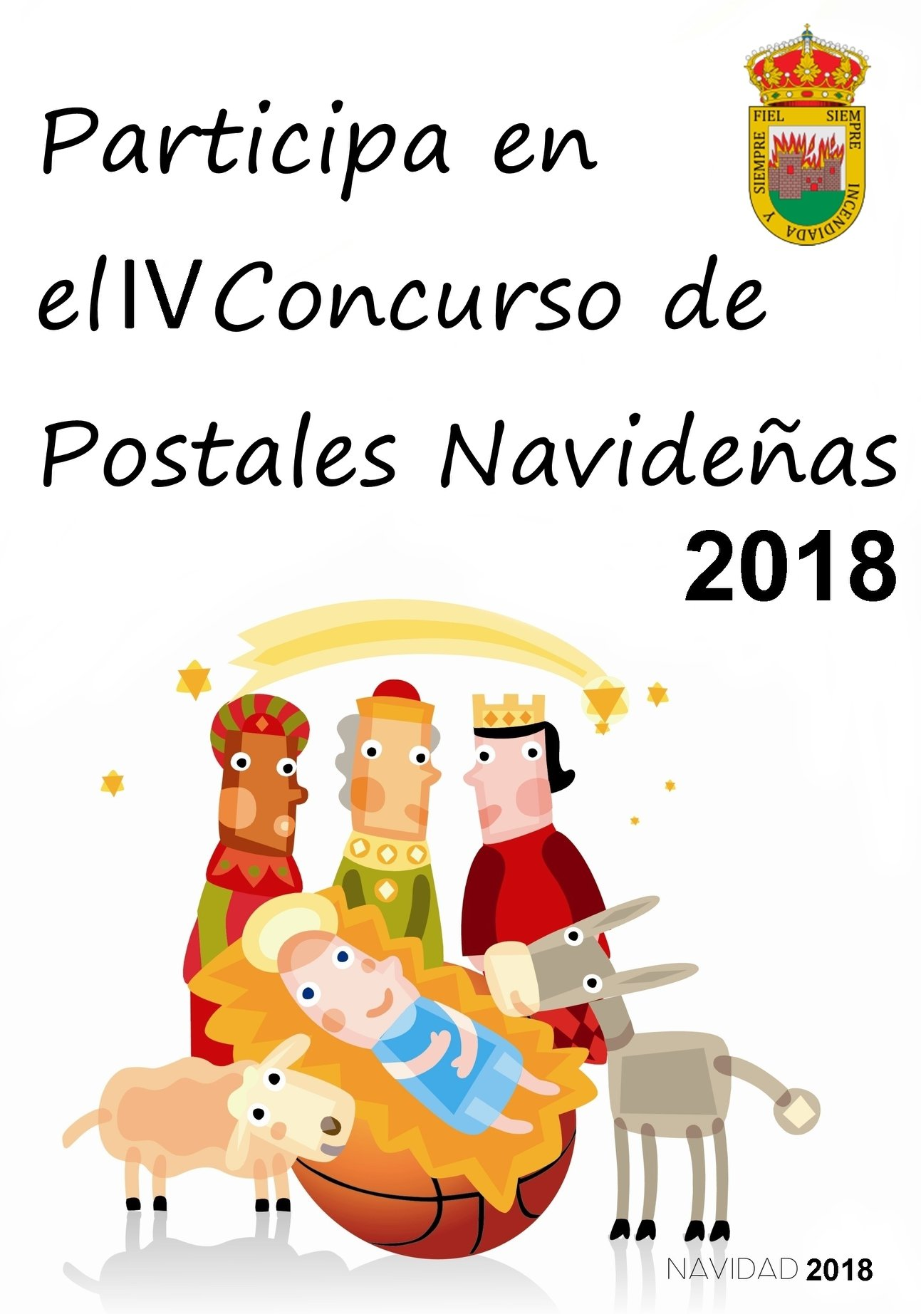 Concursos Navidad 2018 Arenas de San Pedro - TiétarTeVe