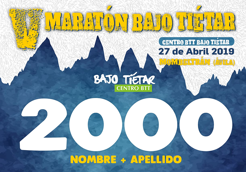 V Maratón Bajo Tiétar - Mombeltrán - TiétarTeVe