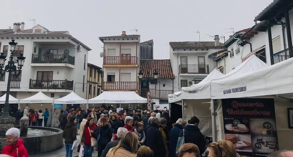 Feria del Queso y el Pimentón de Candeleda - TiétarTeVe