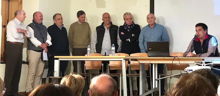 Conferencias Feria del Queso y del Pimentón de Candeleda - TiétarTeVe