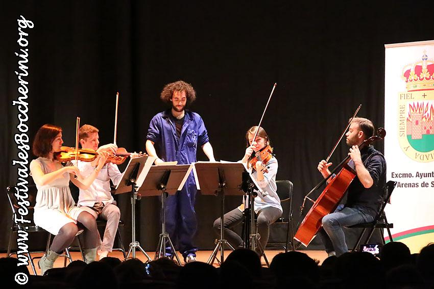 Conciertos Didácticos - Festivales Boccherini - TiétarTeVe