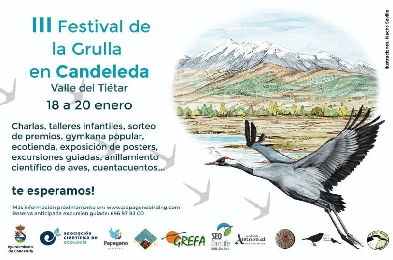 III Festival de la Grulla - Candeleda - TiétarTeVe
