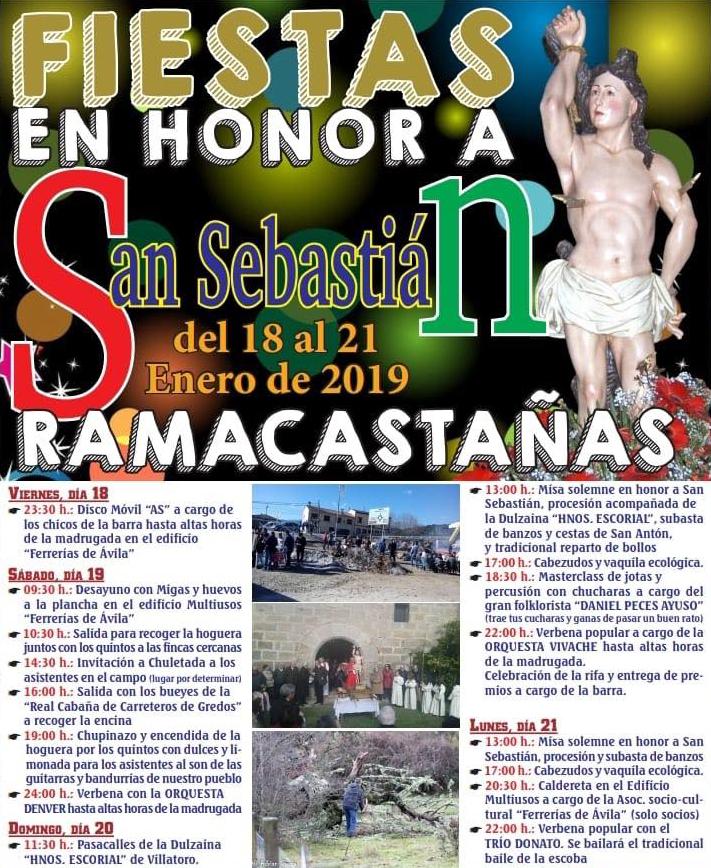 San Sebastián en Ramacastanas - TiétarTeVe