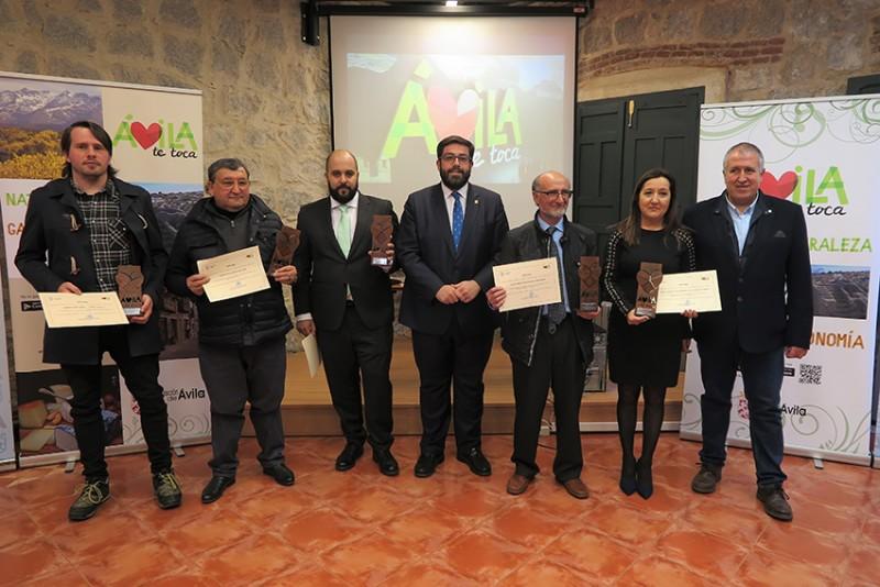 Premios de Turismo - Diputación de Ávila - TiétarTeVe