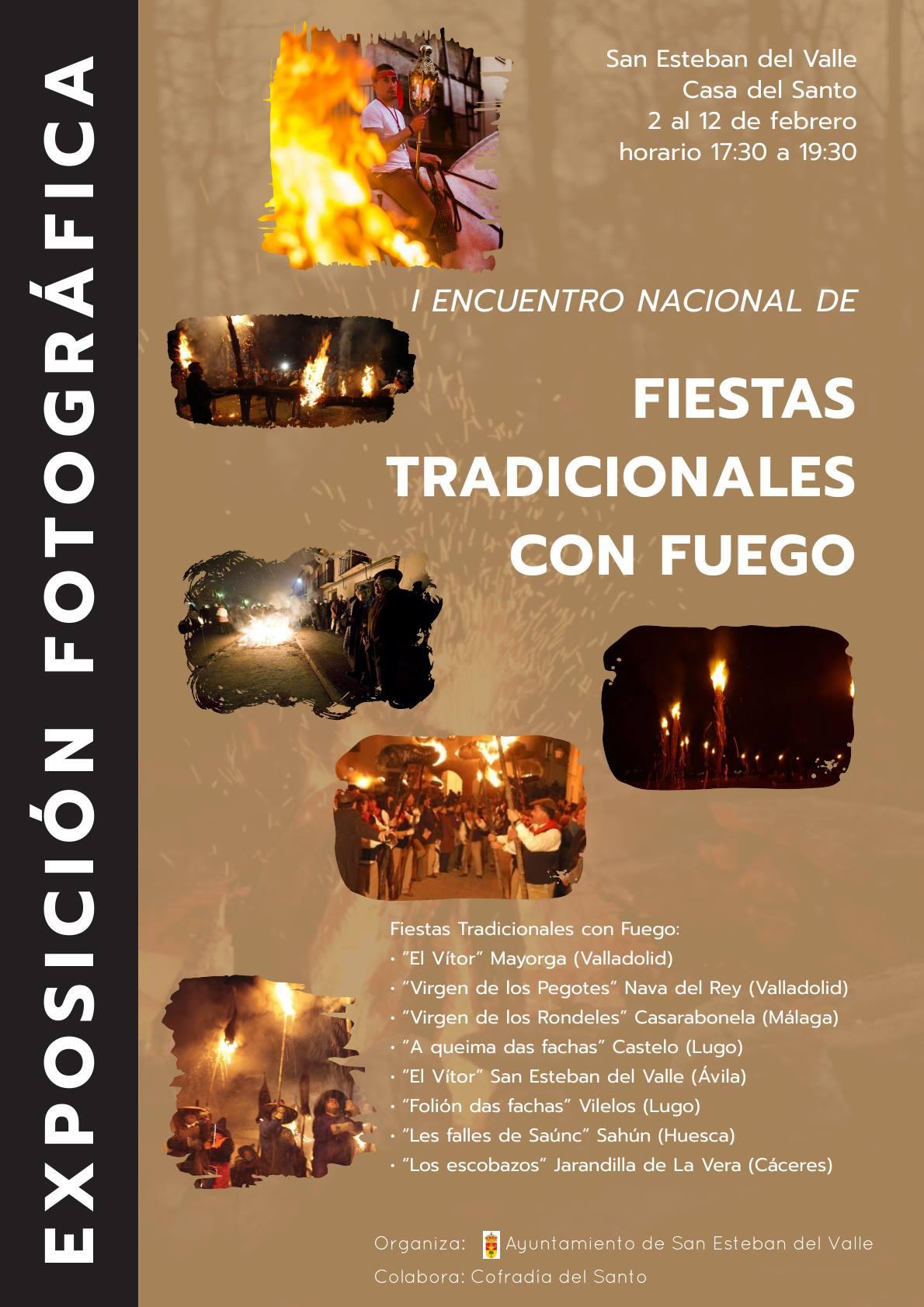 Fiestas de San Pedro Bautista en San Esteban del Valle 2019 - TiétarTeVe