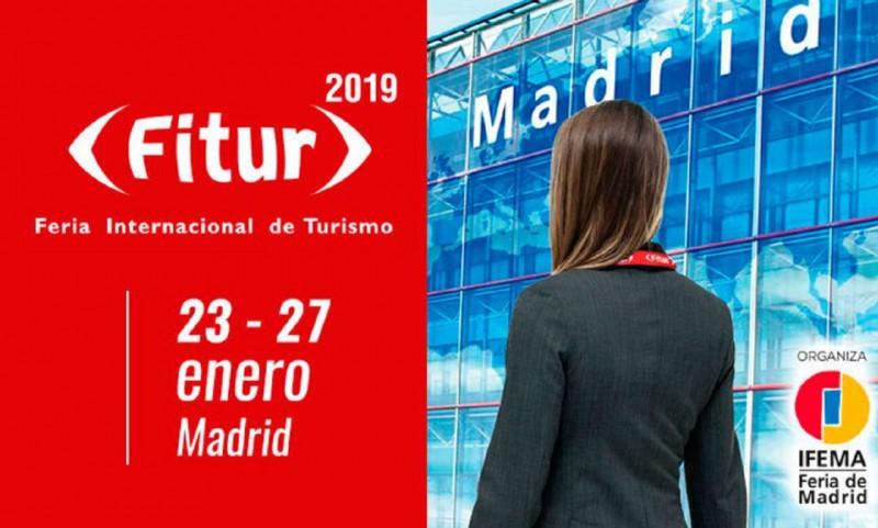 Arenas de San Pedro en FITUR 2019 - TiétarTeVe