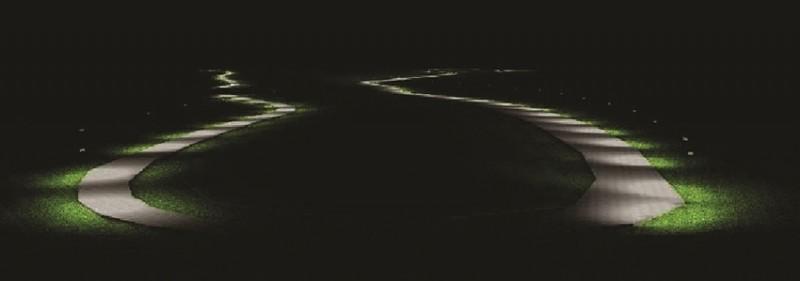 Iluminación Pantano - Arenas de San Pedro - TiétarTeVe