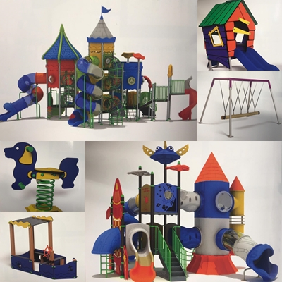 Modelos para Parques Infantiles - Arenas de San Pedro - TiétarTeVe