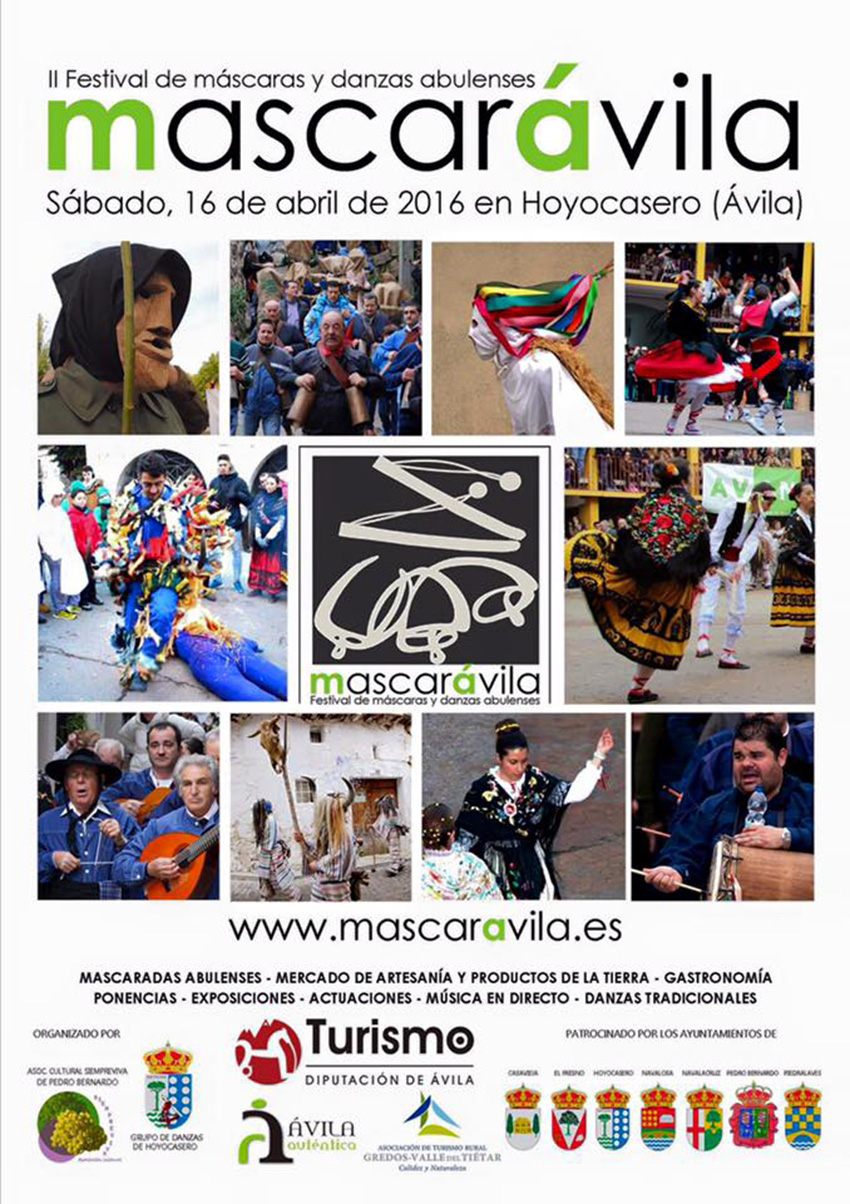 II Mascaravila - Hoyocasero - TiétarTeVe
