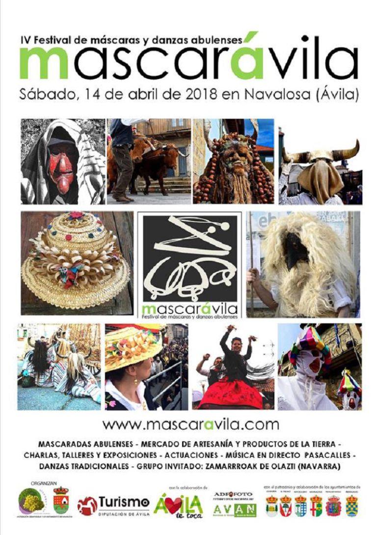 IV Mascaravila - Navalosa - TiétarTeVe