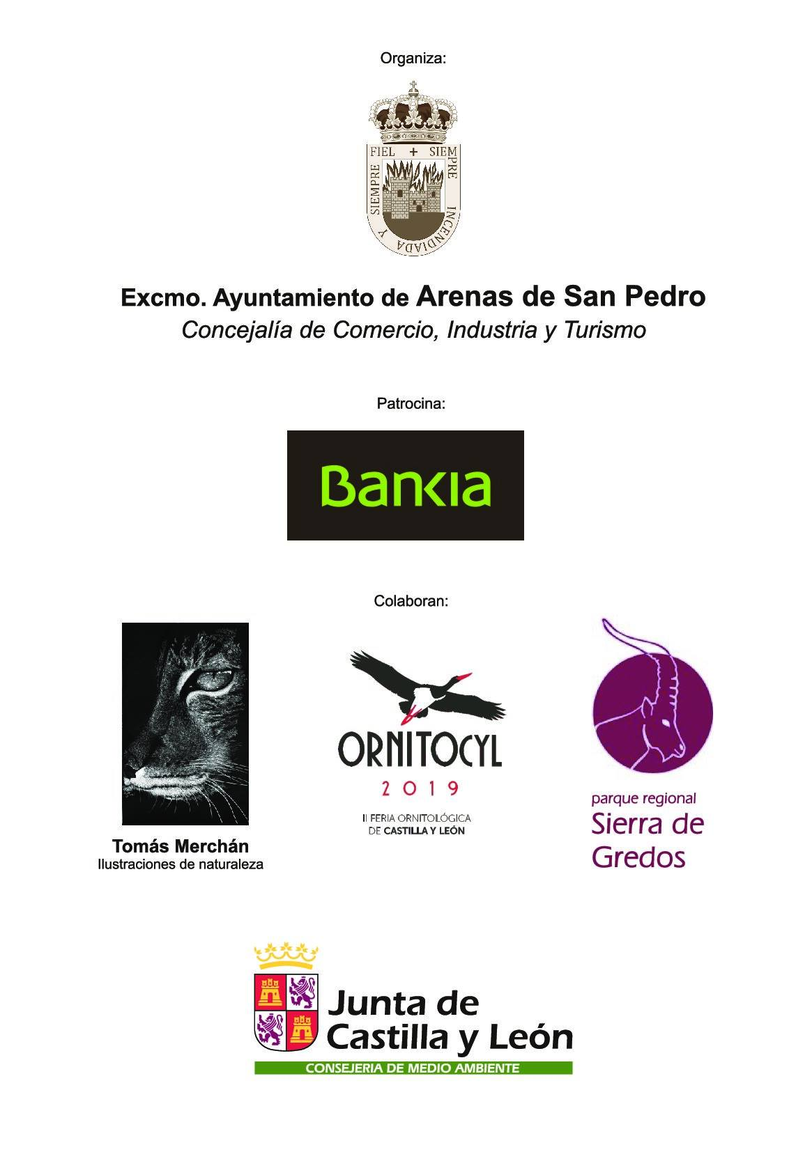 """Las Aves de Gredos"", Ornitología en Arenas de San Pedro - TiétarTeVe"