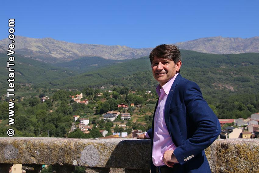Juan Carlos Sánchez Mesón - Alcalde de Arenas de San Pedro - TiétarTeVe