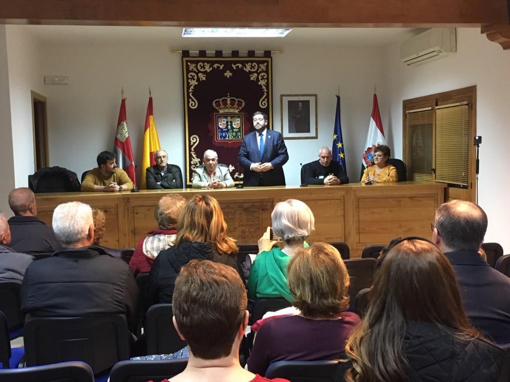 Salón de Plenos de Pedro Bernardo - TiétarTeVe