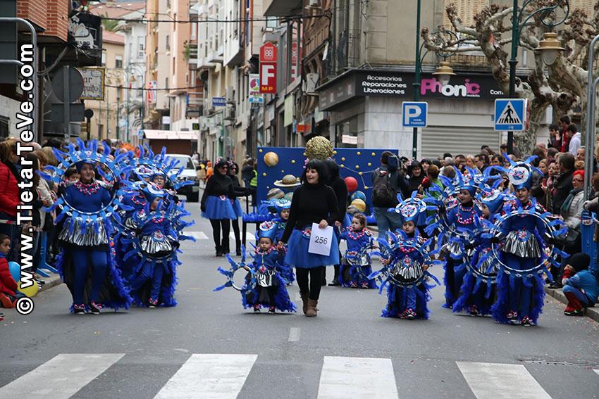 Carnaval Infantil 2019 - Arenas de San Pedro - TiétarTeVe