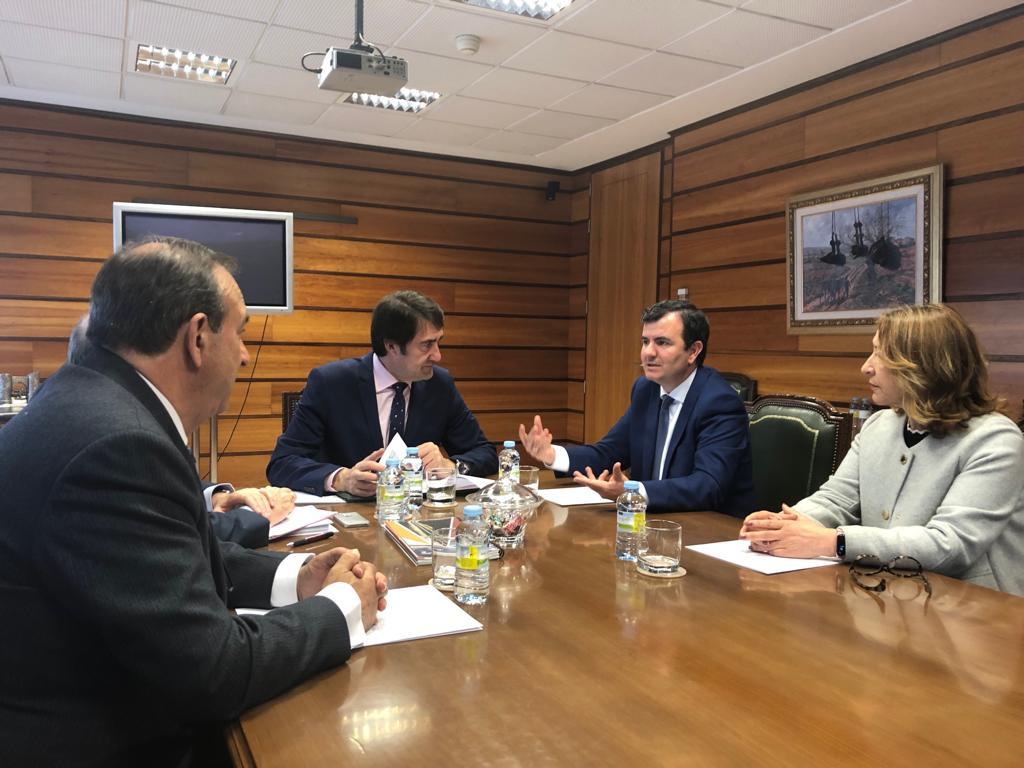 Reunión Sotillo de La Adrada, Fresnedilla y JCyL - AV-915 - TiétarTeVe