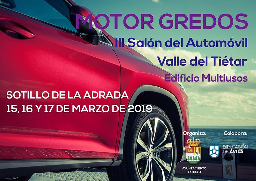 III Salón del Automóvil Motor Gredos - Sotillo de La Adrada - TiétarTeVe