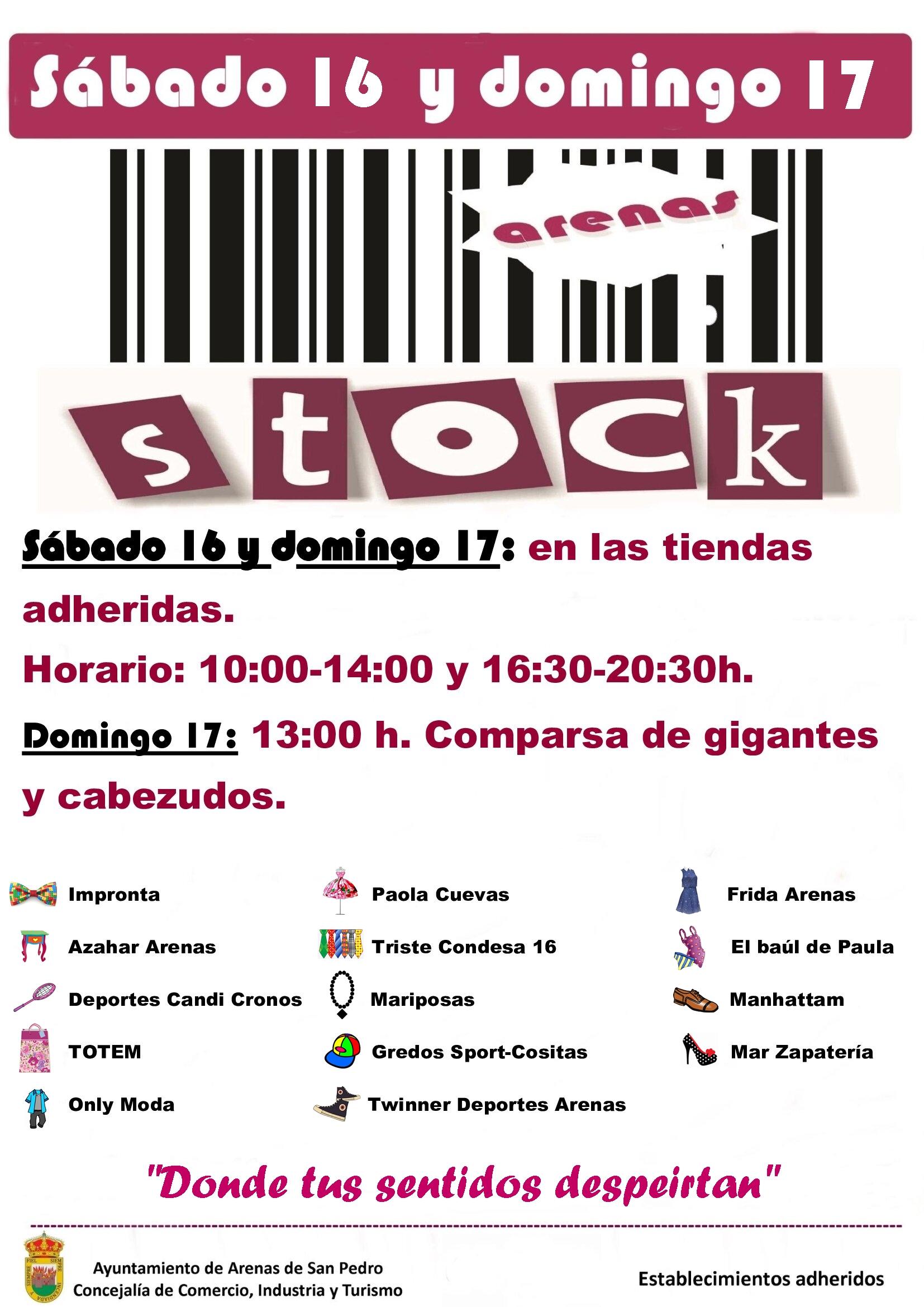 V Feria del Stock - Arenas de San Pedro - TiétarTeVe