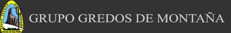 LOGO Grupo Gredos de Montaña - TiétarTeVe