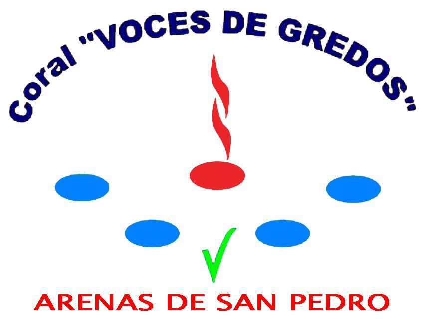 Logo Coral Voces de Gredos - TiétarTeVe