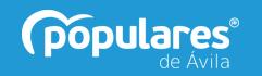 Logo PP Ávila - TiétarTeVe