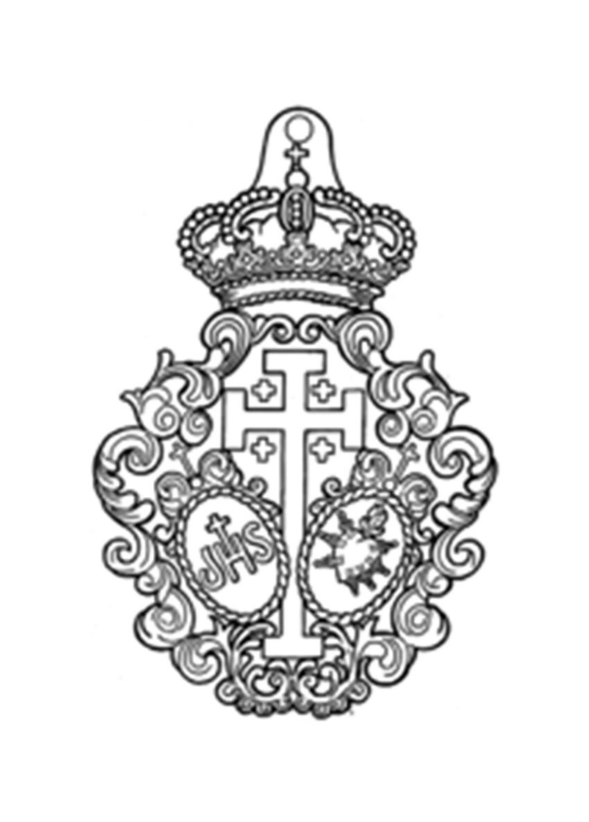 Logotipo Hermandad Cristo de Medinacelli - Arenas de San Pedro - TiétarTeVe