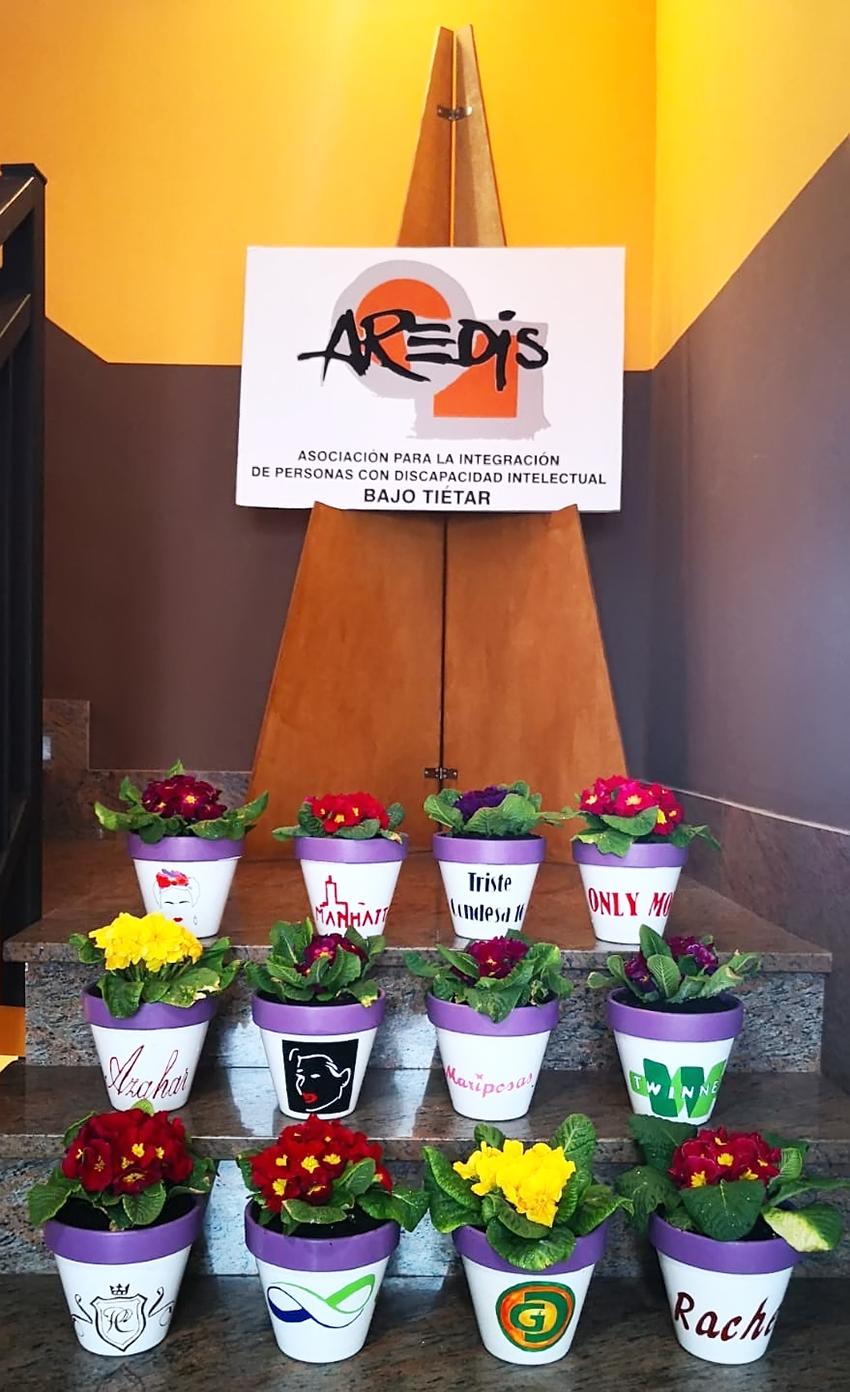 Macetas AREDIS para Arenas Stock - Arenas de San Pedro - TiétarTeVe