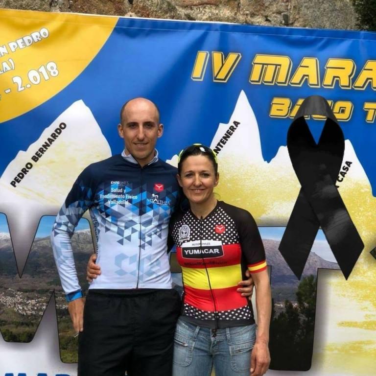 Noel Martín Infante y Teresa Infante Familiar - El Arenal - TiétarTeVe