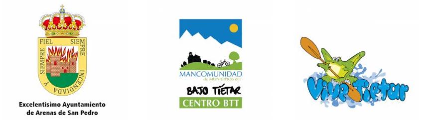 Patrocinadores V Triatlón Cross Ciudad de Arenas - Arenas de San Pedro - TiétarTeVe