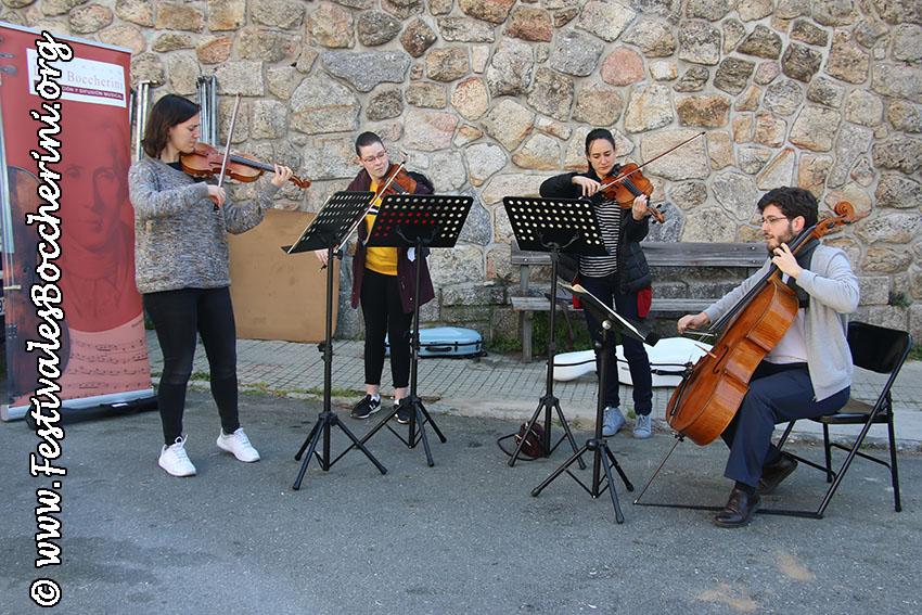 Música en el Mercadillo - XIII Festival Boccherini - Arenas de San Pedro - TiétarTeVe