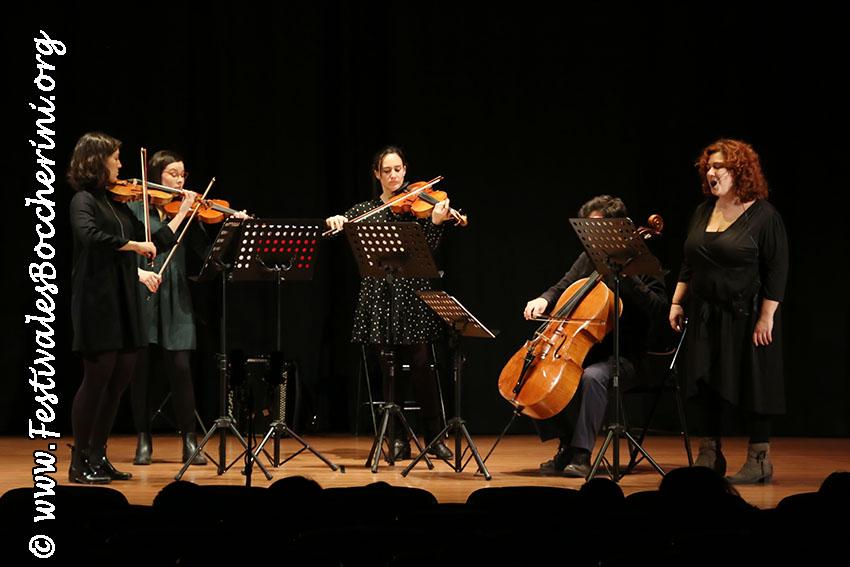 Conciertos Didácticos XIII Festival Boccherini - Arenas de San Pedro - TiétarTeVe