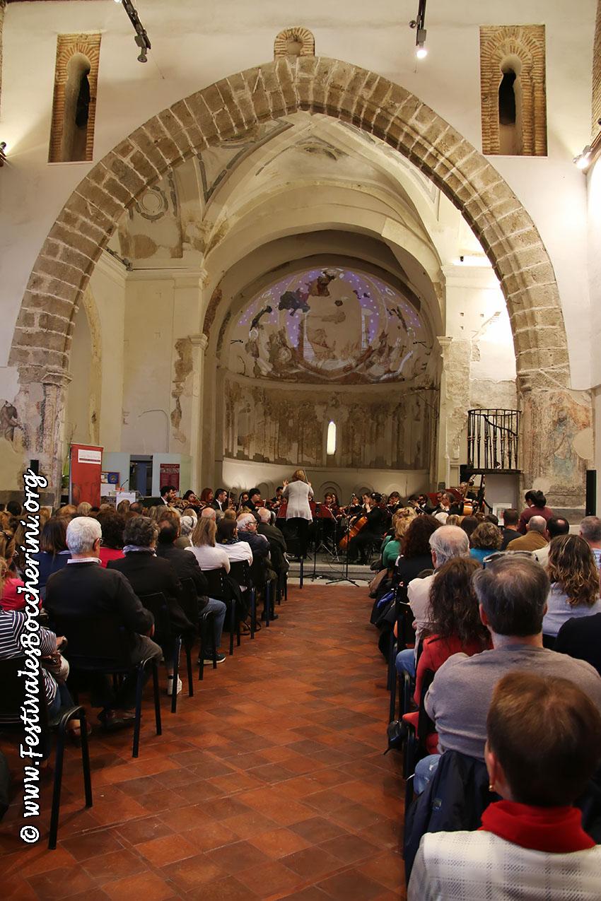 Concierto de la E.M.M. Talavera de La Reina con la Orquesta Rubalcaba - XIII Festival Boccherini - TiétarTeVe